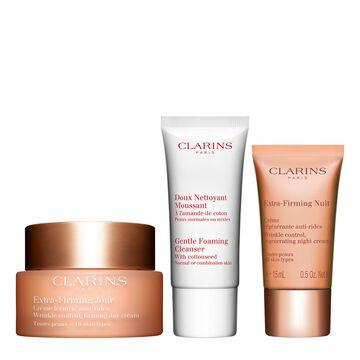 Los esenciales antiarrugas y firmeza