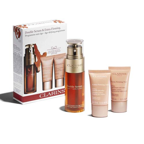Double Serum & Extra-Firming Age-defying programme