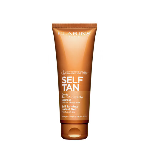 Self-Tanning Instant Gel Retail 125ml 21
