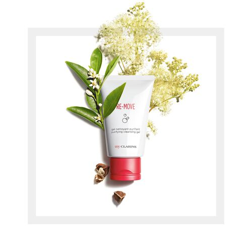 RE-MOVE Gel Nettoyant Purifiant My Clarins