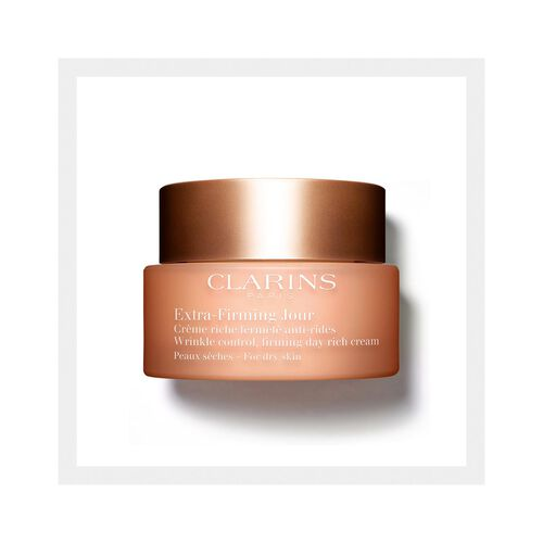 Extra-Firming Jour Crema rica reafirmante antiarrugas para pieles secas