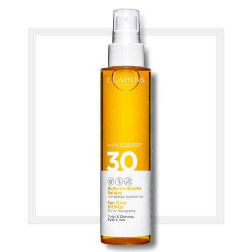Aceite en Bruma Solar para el cuerpo UVA/UVB 30