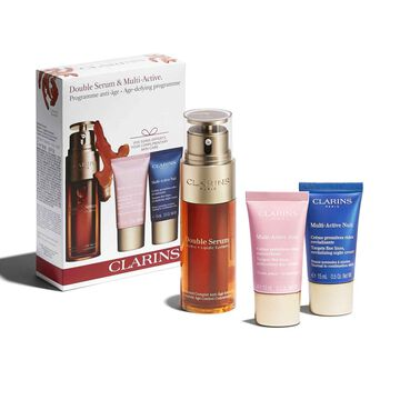 Double Serum & Multi-Active Age-defying programme