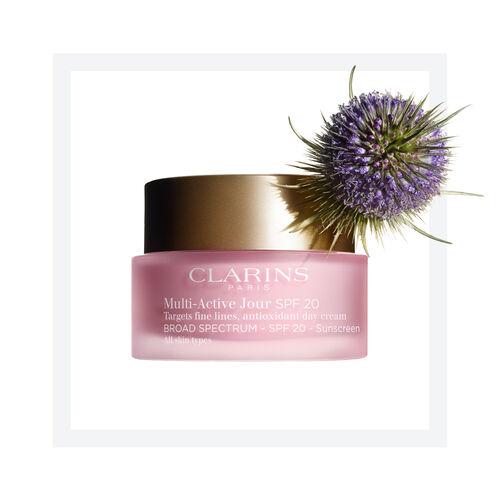 Multi-Active Día Crema SPF 20 para todo tipo de pieles