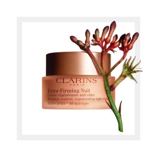 Extra-Firming Nuit Crema regenerante antiarrugas para todo tipo de pieles