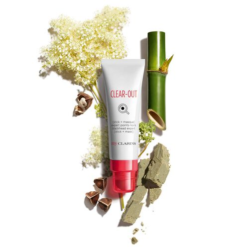 CLEAR-OUT [stick + masque] expert points noirs My Clarins