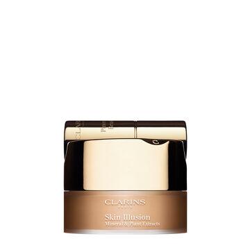Base de Maquillaje en Polvo Libre Skin Illusion con Extractos de Plantas y Minerales