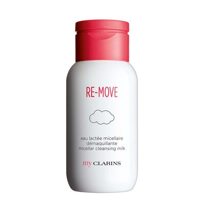 RE-MOVE Eau Lactée Micellaire My Clarins