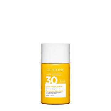 Fluido Solar Mineral para el rostro UVA/UVB 30