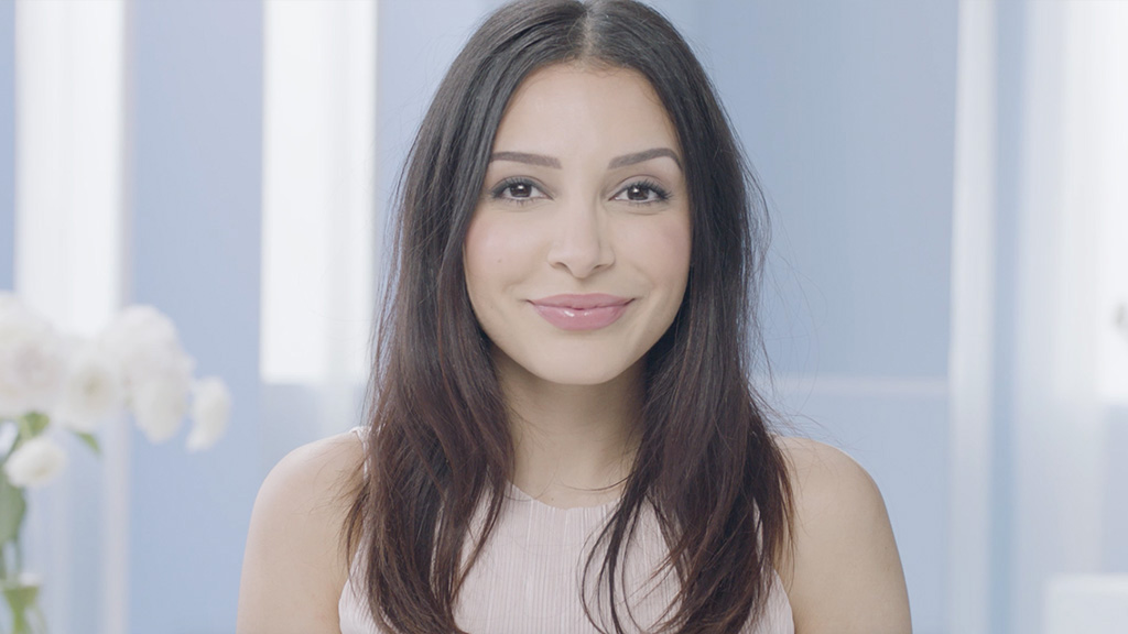 El look de maquillaje de Sananas