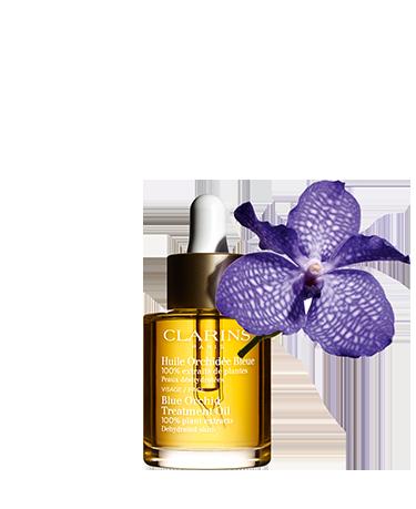 Aceite de Orquídea Azul - Pieles Deshidratadas