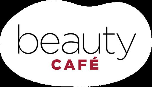 logotipo beauty café