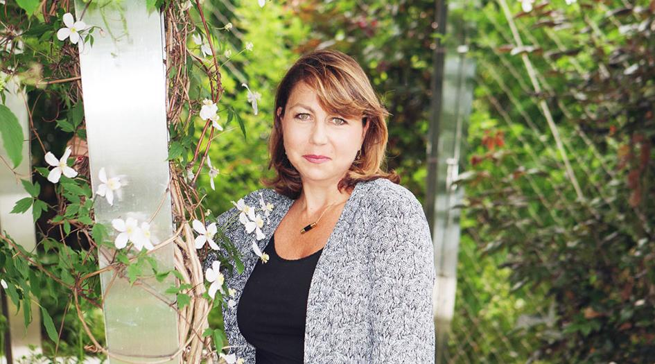 """Muriel Hattab, entrevista con una """"Mujer con corazón"""" Clarins"""