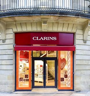 Imagen tienda Clarins