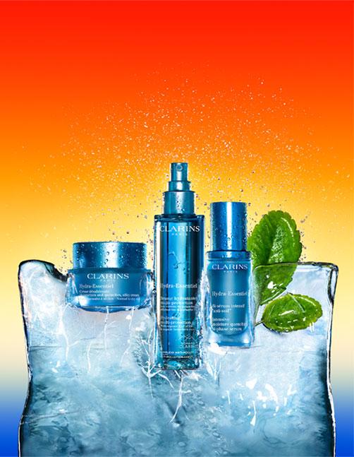 ¿Cómo elegir tu cuidado refrescante Hydra Essentiel?