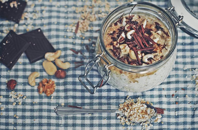 Unas gachas para una buena cara: don't worry, eat healthy*!