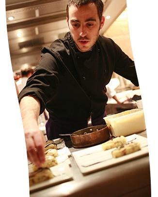 El Chef Daniel Rose