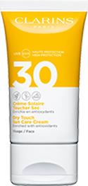 Crema Solar Tacto Seco UVA/UVB 30 Rostro