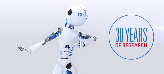 Imagen del robot de la Fondation Arthritis