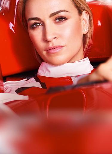Modelo piloto de Formula 1