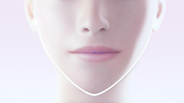 V Shaping Facial Scientific Video