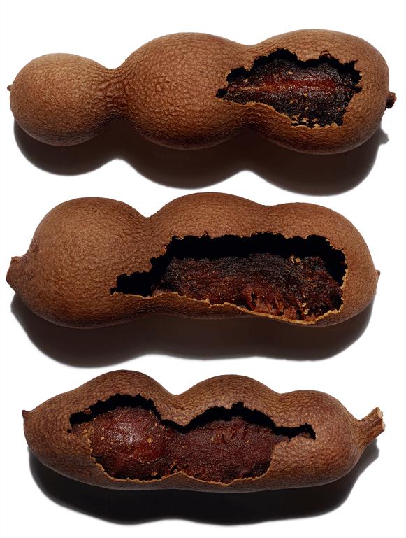 Ácidos de pulpa de tamarindo