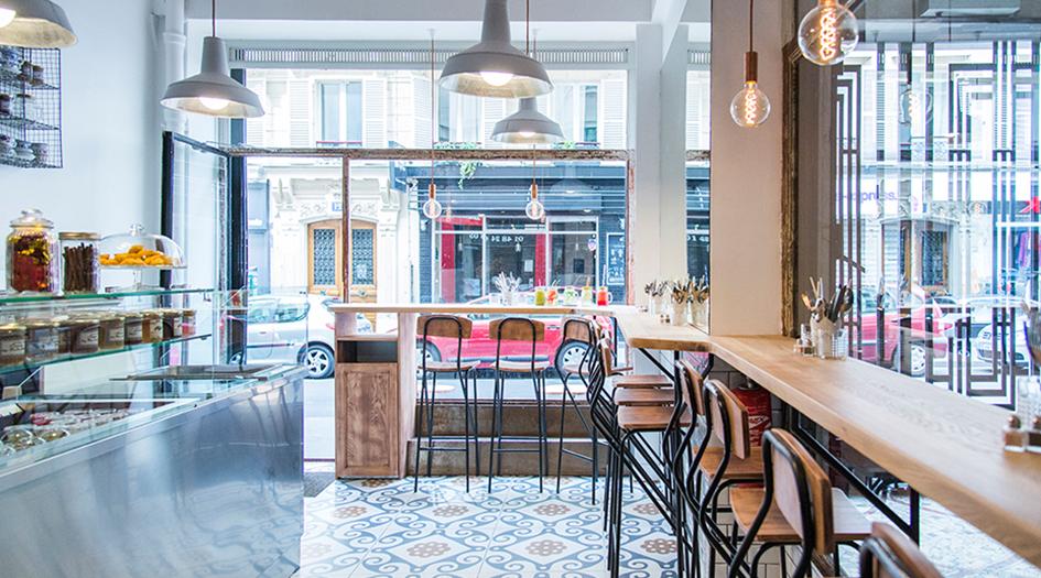 Dónde comer bio en París