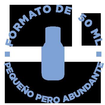Logotipo botella de leche