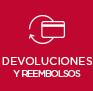Devoluciones y reembolsos